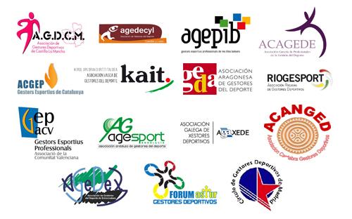 Asociaciones Autonómicas de Gestores del Deporte