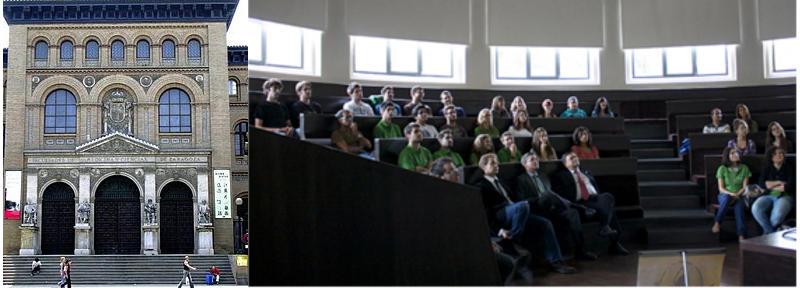 Los próximos días 23 y 24 de noviembre se celebrará en el Paraninfo de la Universidad de Zaragoza el IV Symposium Aragonés de Gestión en el Deporte que organiza GEDA, la Asociación de Gestores Deportivos de Aragón.