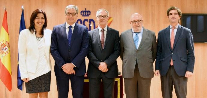Mariano Soriano Lacambra, nuevo director general de Deportes del CSD