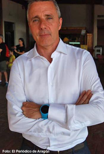 Francisco Javier de Diego Pagola ha sido nombrado director general de Deporte del Gobierno de Aragón en sustitución de Mariano Soriano, que es actualmente director general de del Consejo Superior de Deportes.