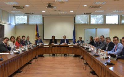 Constituida la mesa del deporte inclusivo en el Consejo Superior de Deportes