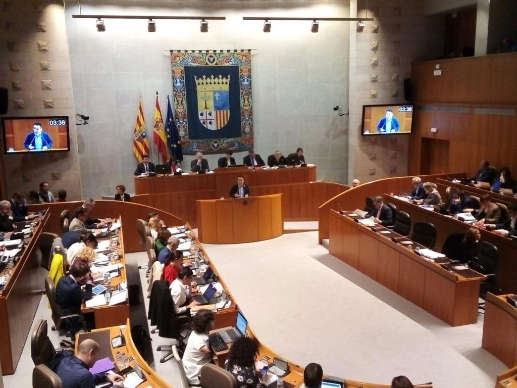 Aragón convierte el deporte en un derecho ciudadano con la aprobación de la Ley de la Actividad Física y el Deporte