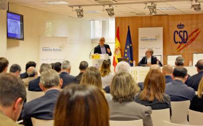 FAGDE en el encuentro anual de la Fundación España Activa