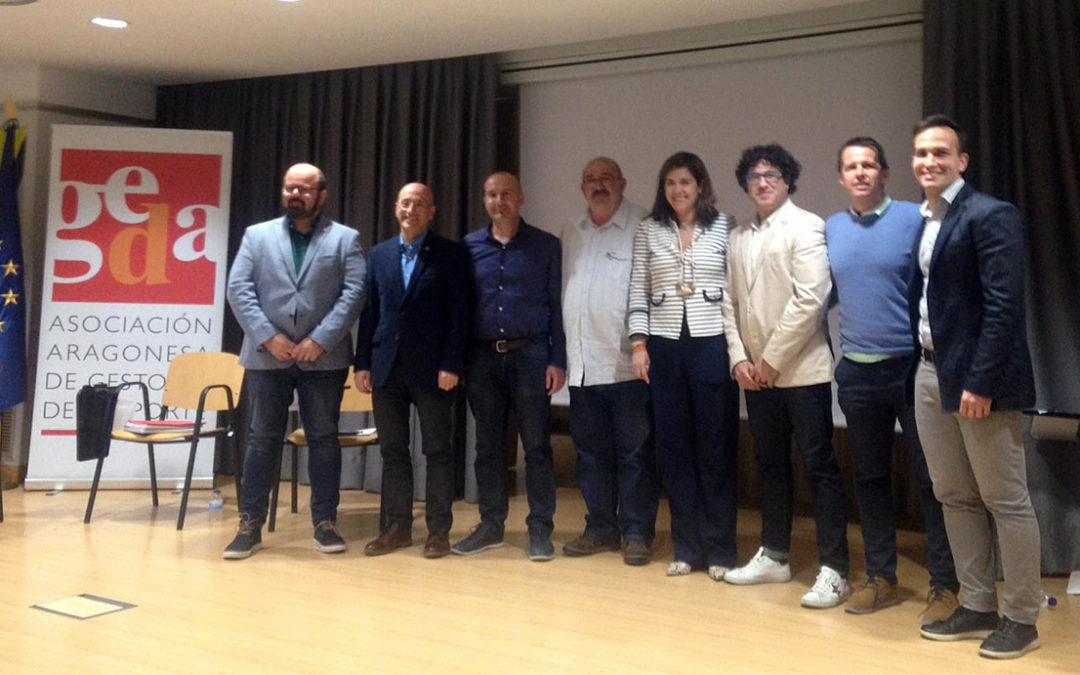 La jornada sobre el Futuro de las Políticas Deportivas en Aragón se celebró con éxito