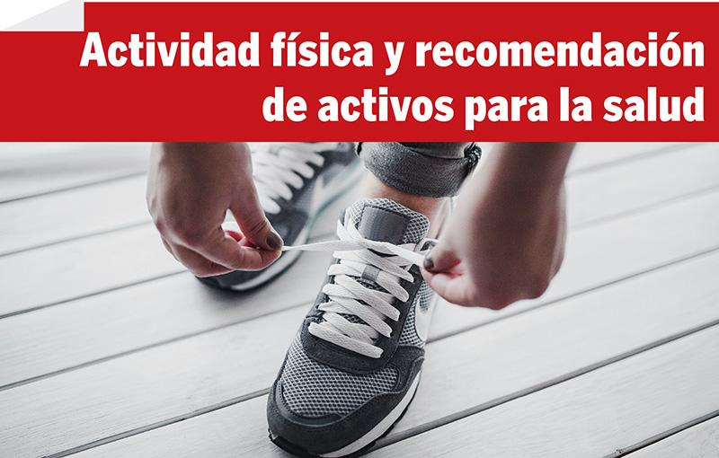 Jornada de Formación: Actividad física y recomendación de activos para la salud
