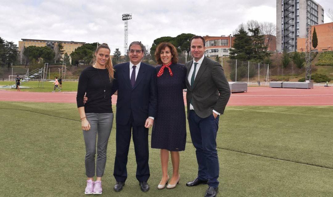 el actual director General de Deportes, Mariano Soriano, seguirá al frente de este departamento en el que lleva desde julio de 2018 y en el que ya ha sido ratificado.