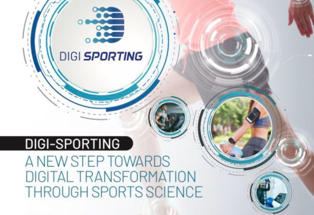 Digi-Sporting es una asociación estratégica, con un marcado carácter educativo, diseñada para apoyar a las organizaciones deportivas que quieran dar nuevos pasos hacia la transformación digital, proporcionándoles un nuevo perfil profesional especializado y transversal que actualmente no existe a nivel europeo, además de darles claves y directrices para implementar un cambio en el modelo de gestión a través del uso de las nuevas tecnologías.