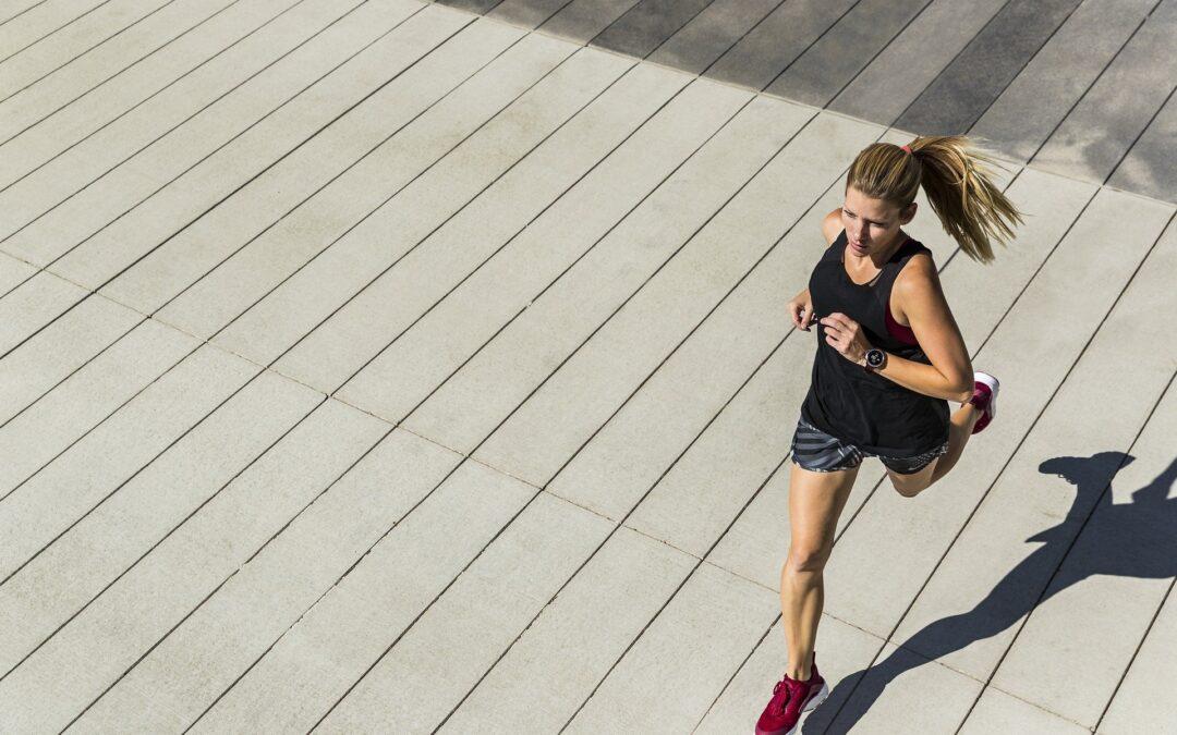 65,5% de los encuestados afirma que hace menos ejercicio que antes de la crisis